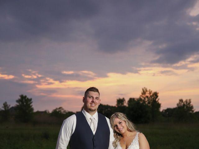 Tanner and Kelsey's Wedding in Kenosha, Wisconsin 18