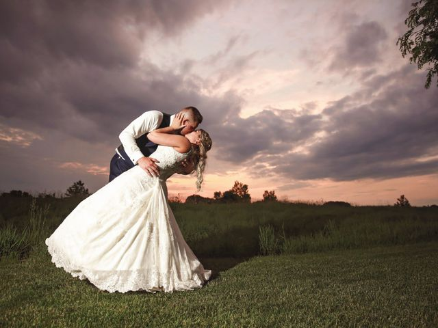 The wedding of Kelsey and Tanner