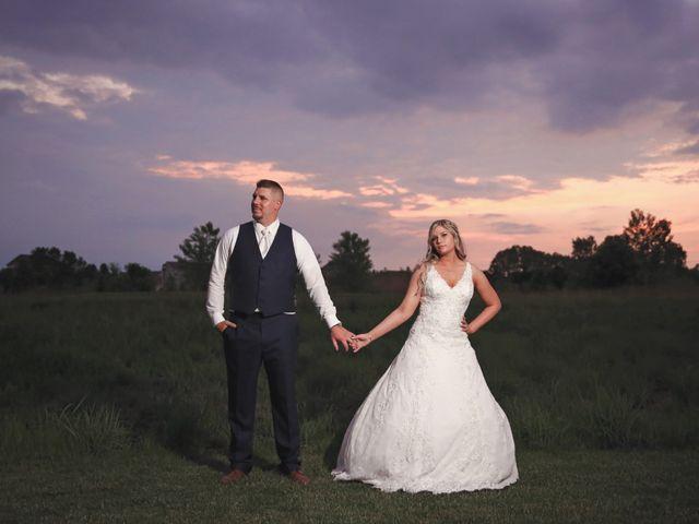 Tanner and Kelsey's Wedding in Kenosha, Wisconsin 19