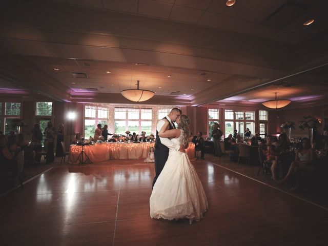 Tanner and Kelsey's Wedding in Kenosha, Wisconsin 22