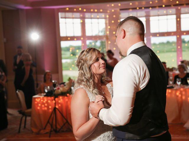 Tanner and Kelsey's Wedding in Kenosha, Wisconsin 23