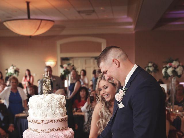 Tanner and Kelsey's Wedding in Kenosha, Wisconsin 25