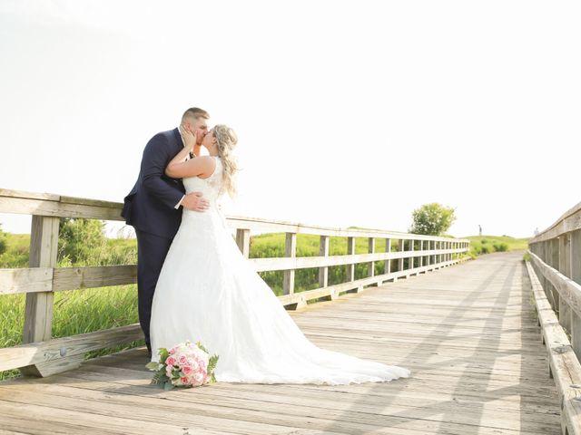 Tanner and Kelsey's Wedding in Kenosha, Wisconsin 32