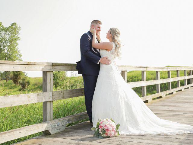 Tanner and Kelsey's Wedding in Kenosha, Wisconsin 33