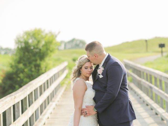 Tanner and Kelsey's Wedding in Kenosha, Wisconsin 36