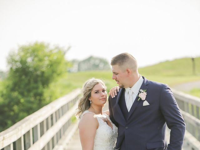 Tanner and Kelsey's Wedding in Kenosha, Wisconsin 37