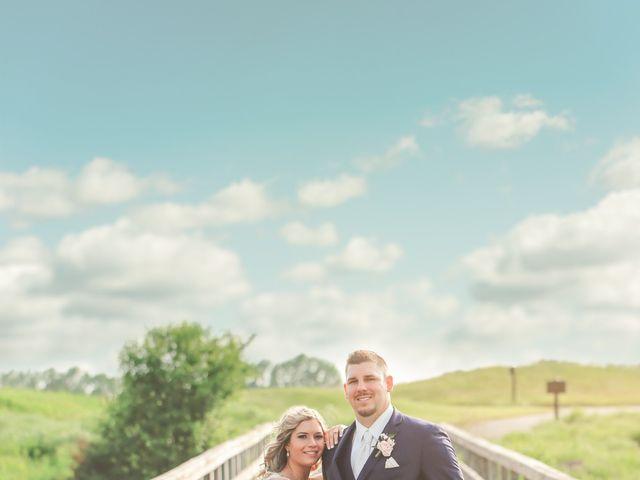 Tanner and Kelsey's Wedding in Kenosha, Wisconsin 38
