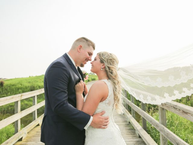 Tanner and Kelsey's Wedding in Kenosha, Wisconsin 40