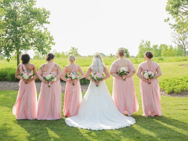 Tanner and Kelsey's Wedding in Kenosha, Wisconsin 41