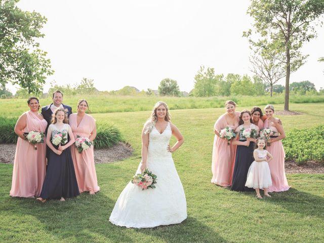 Tanner and Kelsey's Wedding in Kenosha, Wisconsin 43
