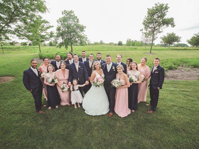 Tanner and Kelsey's Wedding in Kenosha, Wisconsin 46