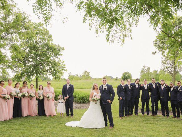 Tanner and Kelsey's Wedding in Kenosha, Wisconsin 47