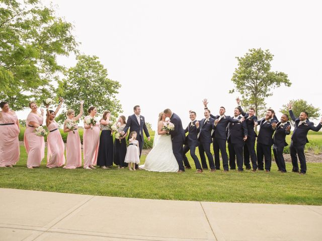 Tanner and Kelsey's Wedding in Kenosha, Wisconsin 48