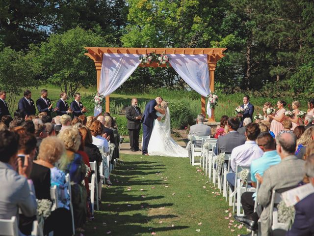 Tanner and Kelsey's Wedding in Kenosha, Wisconsin 50