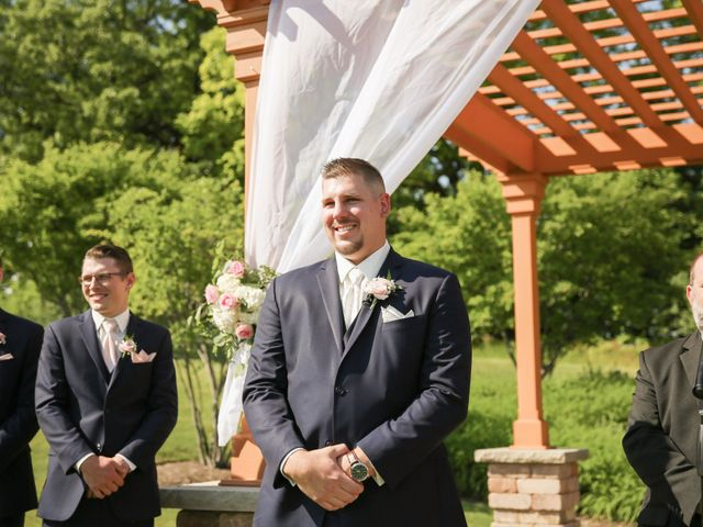 Tanner and Kelsey's Wedding in Kenosha, Wisconsin 53