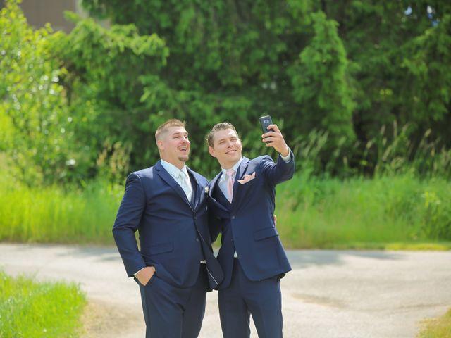 Tanner and Kelsey's Wedding in Kenosha, Wisconsin 55