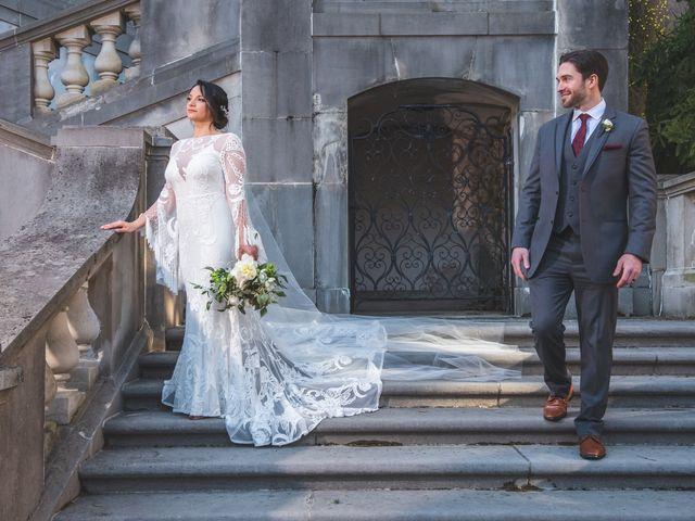 The wedding of SONYA and SCOTT