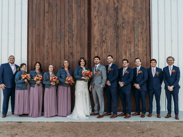 Gus and Catrina's Wedding in New Braunfels, Texas 101
