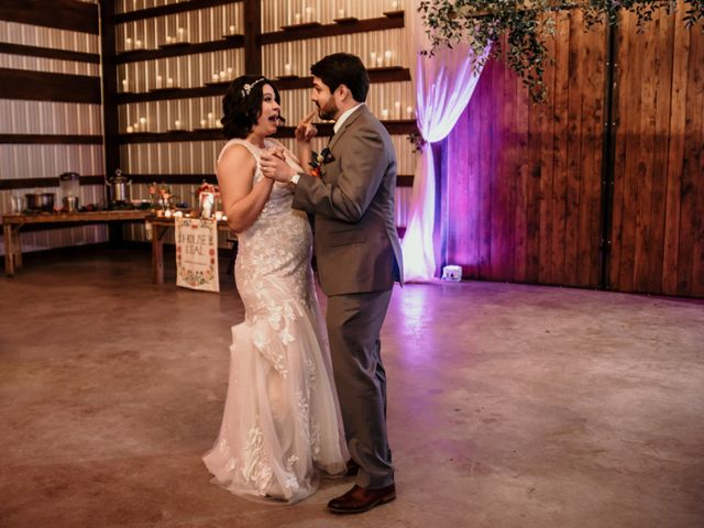Gus and Catrina's Wedding in New Braunfels, Texas 138