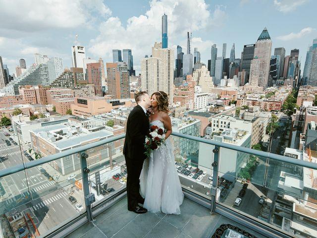 The wedding of Mariela and Hertzen