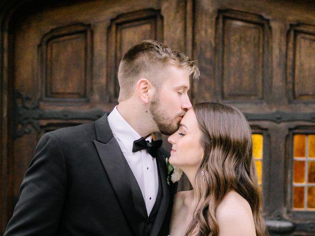 Madi and Trevor's Wedding in Tulsa, Oklahoma 4