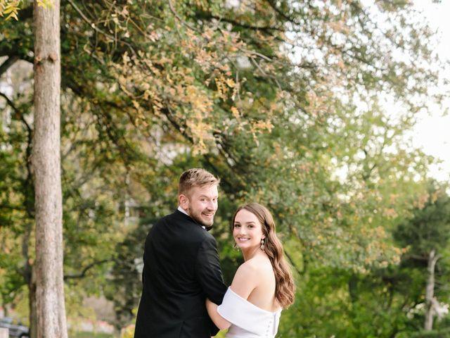 Madi and Trevor's Wedding in Tulsa, Oklahoma 8
