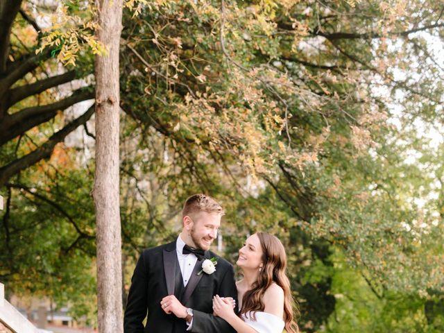 Madi and Trevor's Wedding in Tulsa, Oklahoma 10