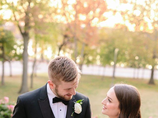Madi and Trevor's Wedding in Tulsa, Oklahoma 11