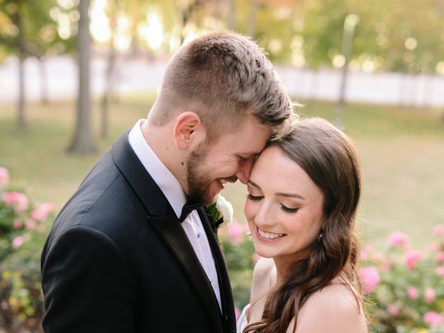 Madi and Trevor's Wedding in Tulsa, Oklahoma 13
