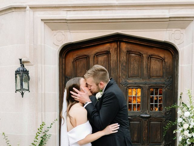 Madi and Trevor's Wedding in Tulsa, Oklahoma 25