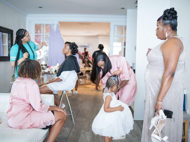 Jarrett and Ebone's Wedding in Fort Lauderdale, Florida 4