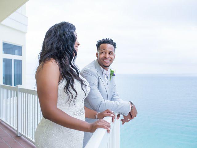 Jarrett and Ebone's Wedding in Fort Lauderdale, Florida 13