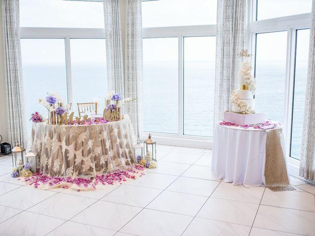 Jarrett and Ebone's Wedding in Fort Lauderdale, Florida 18