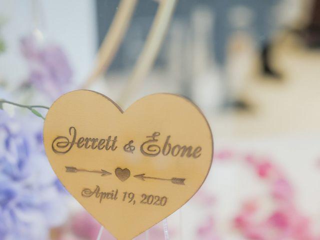 Jarrett and Ebone's Wedding in Fort Lauderdale, Florida 22