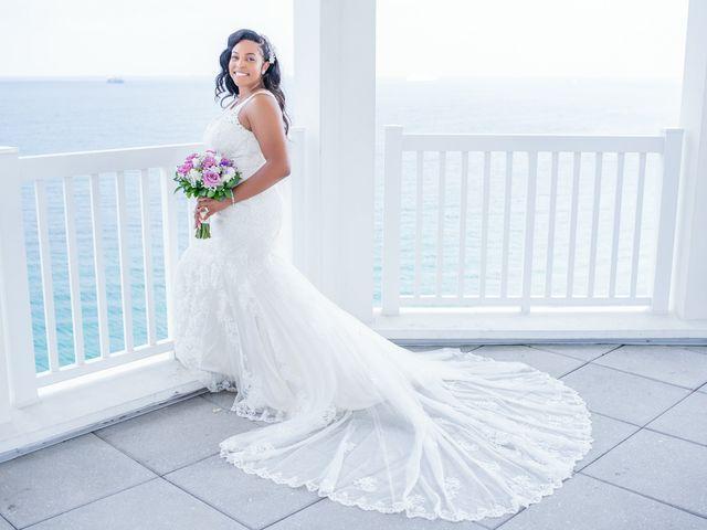Jarrett and Ebone's Wedding in Fort Lauderdale, Florida 24