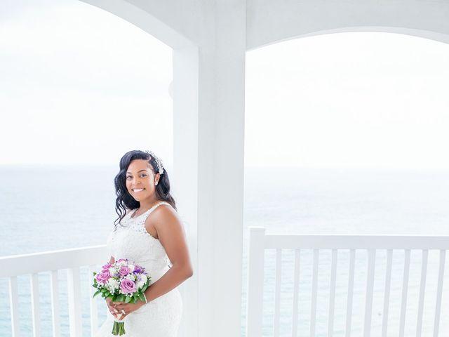 Jarrett and Ebone's Wedding in Fort Lauderdale, Florida 1
