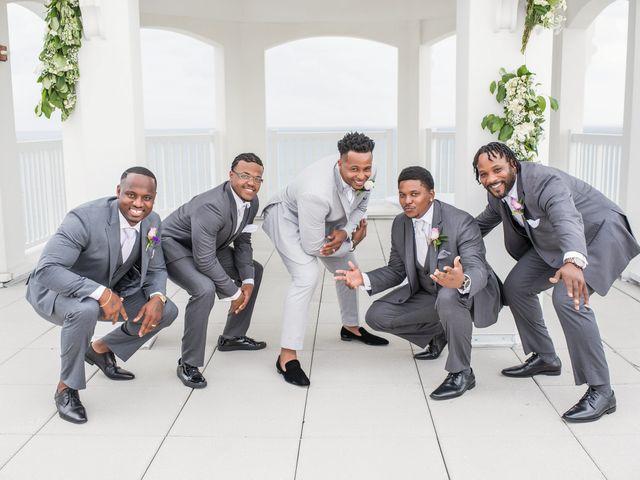 Jarrett and Ebone's Wedding in Fort Lauderdale, Florida 25
