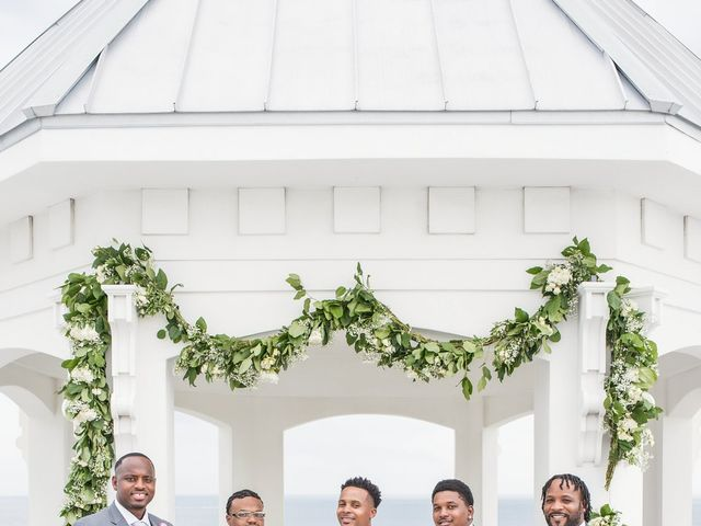 Jarrett and Ebone's Wedding in Fort Lauderdale, Florida 26
