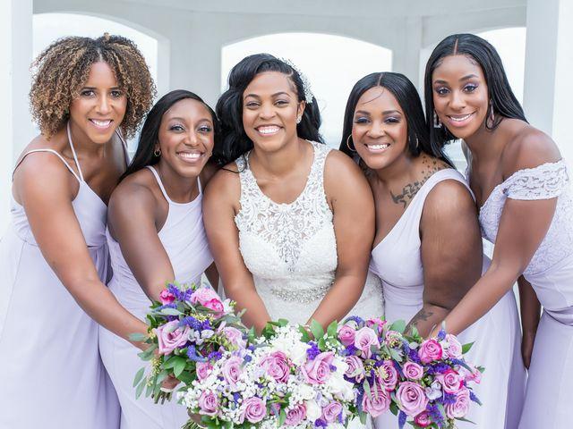 Jarrett and Ebone's Wedding in Fort Lauderdale, Florida 27