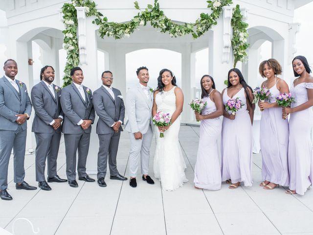 Jarrett and Ebone's Wedding in Fort Lauderdale, Florida 29