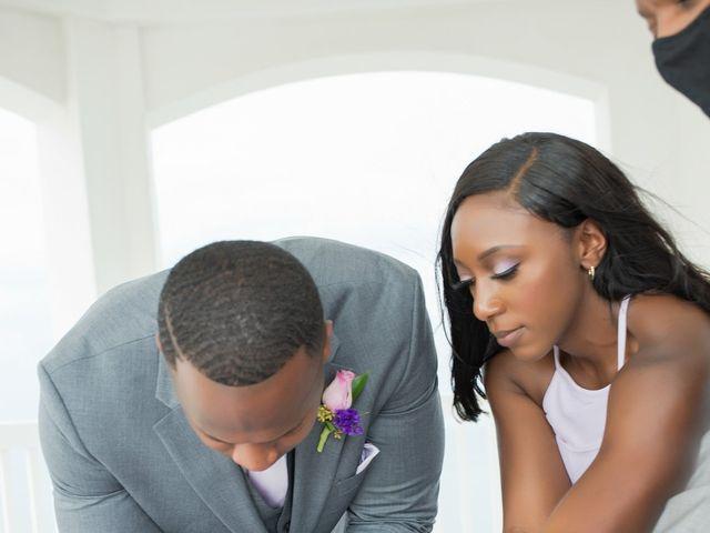 Jarrett and Ebone's Wedding in Fort Lauderdale, Florida 31