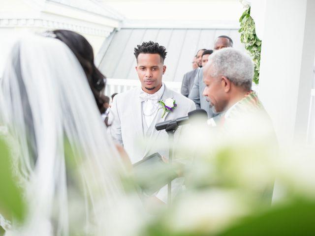 Jarrett and Ebone's Wedding in Fort Lauderdale, Florida 32