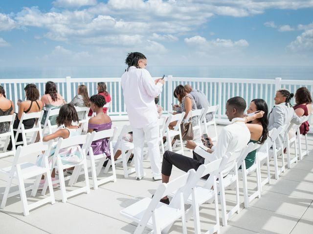 Jarrett and Ebone's Wedding in Fort Lauderdale, Florida 34