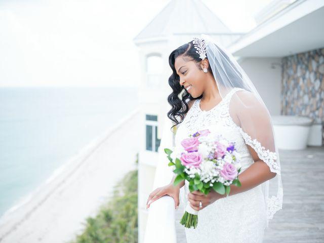 Jarrett and Ebone's Wedding in Fort Lauderdale, Florida 36