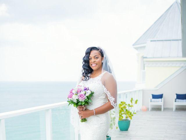 Jarrett and Ebone's Wedding in Fort Lauderdale, Florida 37