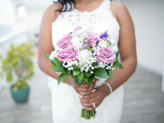 Jarrett and Ebone's Wedding in Fort Lauderdale, Florida 40