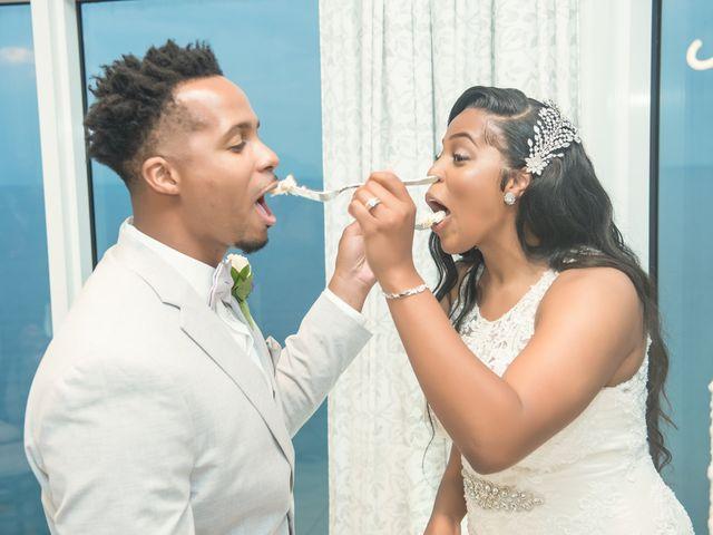 Jarrett and Ebone's Wedding in Fort Lauderdale, Florida 45