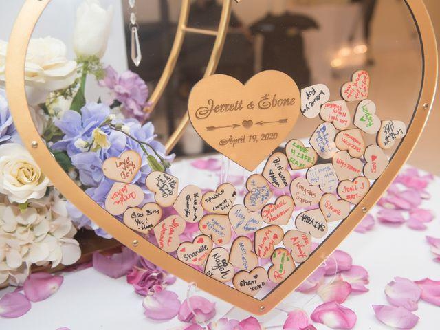 Jarrett and Ebone's Wedding in Fort Lauderdale, Florida 46