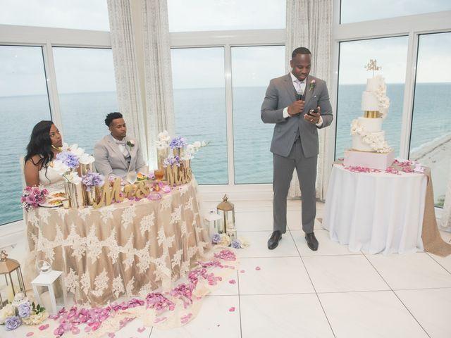 Jarrett and Ebone's Wedding in Fort Lauderdale, Florida 47