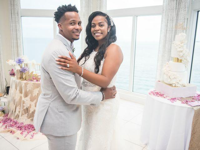 Jarrett and Ebone's Wedding in Fort Lauderdale, Florida 51